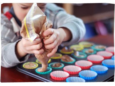 food rules baking cupcakes